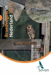 Sovon Broedvogelrapport 2018