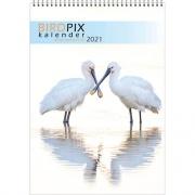 Birdpix Calendar Cover 2021