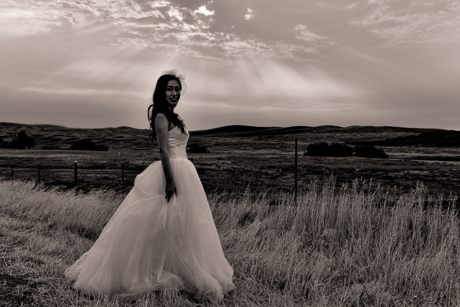 Road Side Bride along Highway 140 (CA)