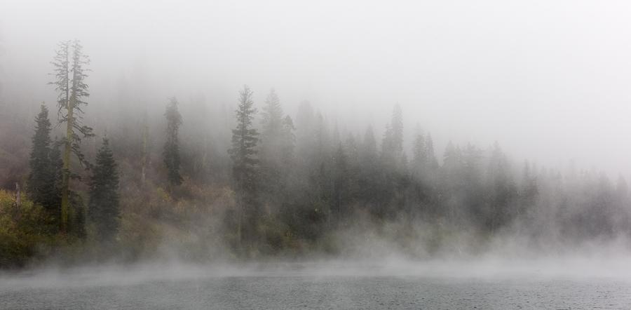 Castle Lake, Mount Shasta