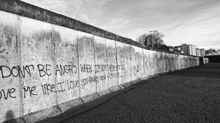 Berlin Wall Memorial site
