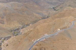 Atlas Mountains Road (Morocco, 2011)