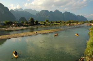 Vien Vang (Laos, 2007)