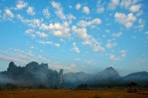 Fields (Laos 2007)