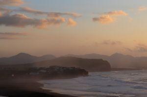 Coastline (Azores - Spain, 2008)