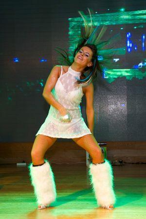 Dancer from France