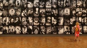Photo Exhibition and the Art School in RIga (Latvia)