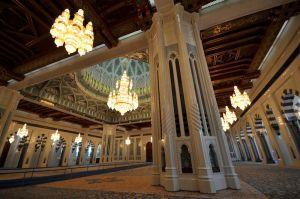 Sultan Qaboos Mosque