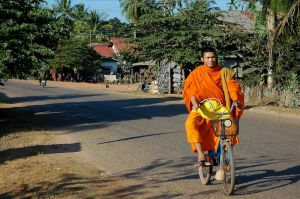 Cycling (Laos, 2007)