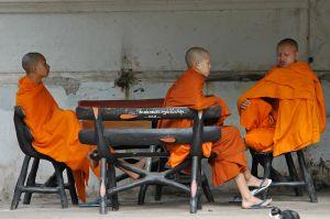 Hanging around (Laos, 2007)