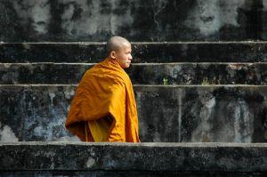 Monk (Laos, 2007)