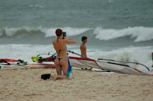 Filming the Surfer Dude Boyfriend (Vietnam, 2007)