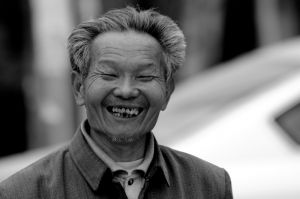All smiles (China, 2008)