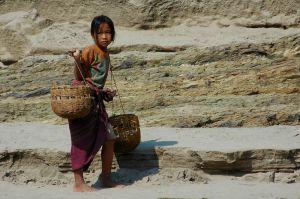 Along the River Bank (Laos, 2007)