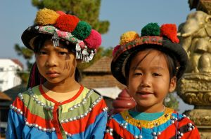 Tribal Girls (Thailand, 2008)