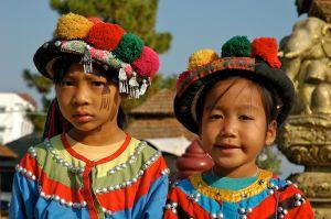 Tribal Girls (Thailand, 2008)