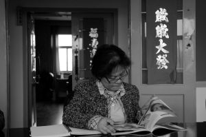 Checking the Books (China, 2008)