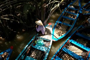 Floating Market (Vietnam, 2007)