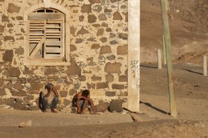 Two Men (Cape Verde, 2012)