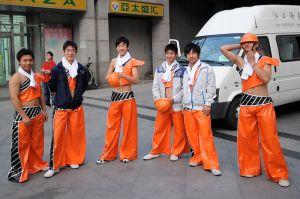 Show Workmen (China, 2009)