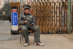 The Guard I (Beijing, 2011)