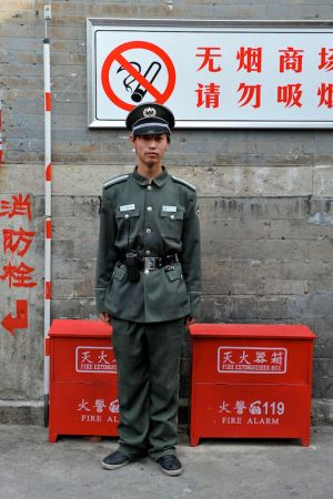 The Guard II (Beijing, 2011)