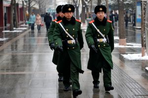 Marching (Beijing, 2011)