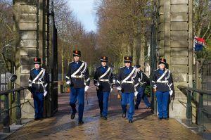 Palace Guards (Netherlands, 2013)