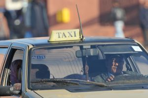Hey Mr Cab Driver (Morocco, 2011)