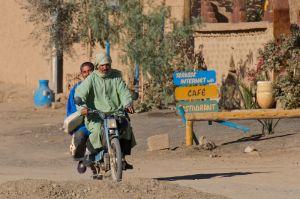 Two Men in Merzuga (Morocco, 2011)