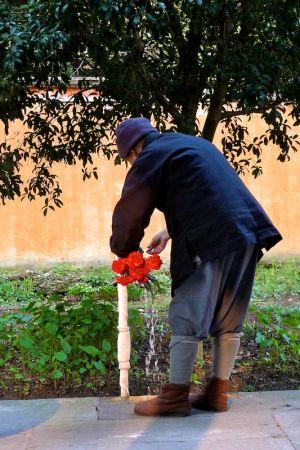 Washing the Flowers (China, 2010)