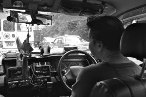 Taxi Driver (Hong Kong, 2010)