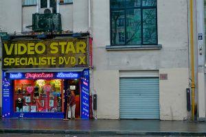 Early Morning Job (Paris, 2012)