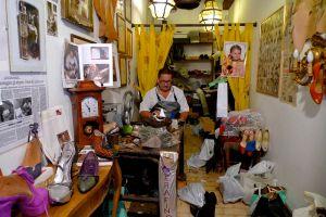 Venetian Shoemaker (Venice, Italy 2012)